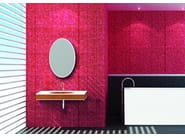 Square wall-mounted washbasin HIDRO | Square washbasin - AMA Design