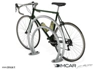 Metal Bicycle rack Hoop - DIMCAR