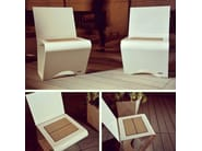 Outdoor chair HORIZON | Outdoor chair - LAB23