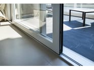 PVC lift and slide window HS 76 | Lift and slide window - DECEUNINCK ITALIA