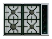 Piano cottura a gas da incasso in acciaio inox ICBCG304T/S TRANSITIONAL | Piano cottura - Sub-Zero Group