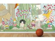 Kids wallpaper IL BOSCO - Wallpepper