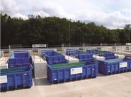 Phyto-purification system IMPIANTI PER ISOLE ECOLOGICHE - DEPURECO