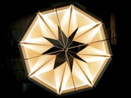 Lampada a sospensione a LED fatta a mano inMOOV - Studio Lieven