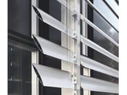 Frangisole in alluminio SMARTIA M5600 - Alumil