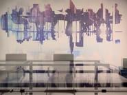 Washable vinyl wallpaper INSIDE OUT - GLAMORA