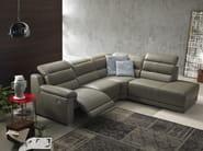 Sectional relaxing sofa JOANNE   Sectional sofa - Egoitaliano