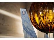 Lampada da terra in marmo KATUNA | Lampada da terra in marmo - Placidia