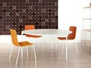 Stackable garden chair KITI - Paola Lenti