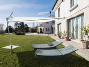 Freestanding shade sail KOLIBRIE - KE Outdoor Design