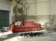 3 seater fabric sofa bed KOOI | 3 seater sofa - Domingo Salotti