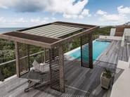 Freestanding wooden pergola KRONOS | Freestanding pergola - ALCE