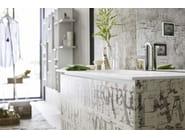 Sistema bagno componibile LA FENICE DECOR - COMPOSIZIONE 22 - Arcom