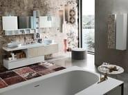 Sistema bagno componibile LA FENICE DECOR - COMPOSIZIONE 26 - Arcom