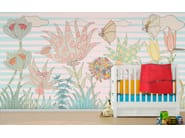 Kids wallpaper LA VALLE FIORITA - Wallpepper