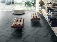 Porcelain stoneware wall/floor tiles LABYRINTH - ANGLE - Ceramiche Refin