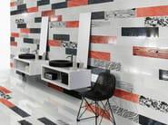 Wall tiles / flooring LACCHE FLOWER ROSSO - CERAMICHE BRENNERO