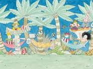 Kids wallpaper LE PALME - Wallpepper