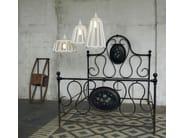 Direct light ceramic pendant lamp LE PUPETTE - Karman