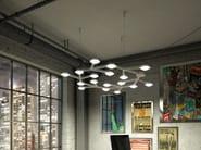 LED direct light pendant lamp LED NET LINE | Pendant lamp - Artemide