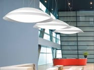 Methacrylate pendant lamp LENS | Pendant lamp - ALMA LIGHT