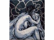 Marble mosaic LES DEMOISELLES III - Lithos Mosaico Italia - Lithos