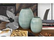 Vaso in ceramica LESLIE - Calligaris