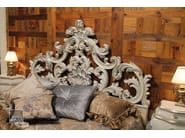 Letto laccato matrimoniale in legno massello LETIZIA | Letto - Arvestyle