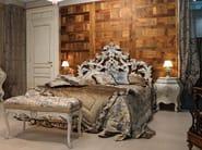 Comodino in legno con cassetti LETIZIA | Comodino - Arvestyle