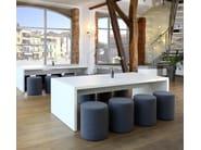 Office desk LIGHT@WORK - SMV Sitz- und Objektmöbel