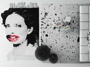 Handmade wool rug LINDERAMA - HENZEL STUDIO