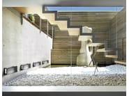 LED Wall Lamp LINEANA H - BOVER Il. Luminació & Mobiliario