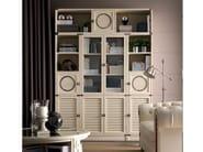 Open Modular wooden office shelving LINK | Modular office shelving - Caroti