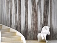 Contemporary style landscape wallpaper LITTLE RED RIDING HOOD - Inkiostro Bianco