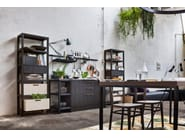 Linear kitchen LONDRA - Callesella Arredamenti S.r.l.