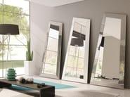 Freestanding framed mirror LOOK | Freestanding mirror - Ozzio Italia