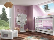 Open freestanding kids bookcase LOUANE - Mathy by Bols