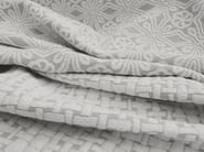 Jacquard fabric with graphic pattern LOVELY FIOCA - l'Opificio