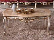 Tavolino basso in marmo BAROQUE | Tavolino basso - Arvestyle