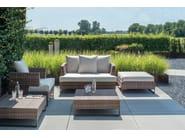 2 seater garden sofa LUXOR | 2 seater sofa - EMU Group S.p.A.