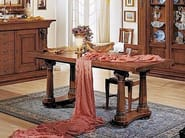 Rectangular solid wood table MACCHIAVELLI | Table - Arvestyle