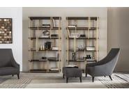 Fabric footstool MAGENTA | Footstool - Casamilano