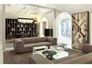 Tufted 3 seater sofa MAMBO | Tufted sofa - Paolo Castelli