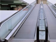 Inclined moving walkway Inclined moving walkway - GRUPPO MILLEPIANI