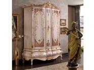 Solid wood wardrobe MARIE CLAIRE | Wardrobe - Arvestyle