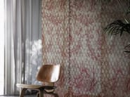 Wallpaper with floral pattern MATELASSE' - Wall&decò