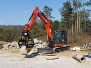 Grapple MB-G600 | Accessories for construction site machinery - MB