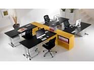 Multiple office workstation MEDLEY   Office workstation - Castellani.it