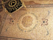 Marble mosaic ARTISTIC CLASSIC - MEDUSA - Lithos Mosaico Italia - Lithos