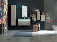 Sistema bagno componibile META - COMPOSIZIONE 5 - Arcom